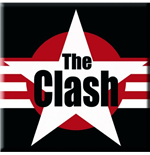 Clash (The) - Star Logo (Magnete)