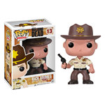 Walking Dead Rick Grimes Personaggio Vinile