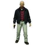 Statuetta Breaking Bad Heisenberg Red Shirt Variant Previews Exclusive 15 cm