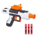 Pistola laser Star Wars  Episode VII NERF First Order Stormtrooper