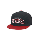 Falling In Reverse - Logo Embroidered (Cappellino Unisex)
