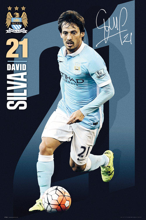 Poster Manchester City 179631
