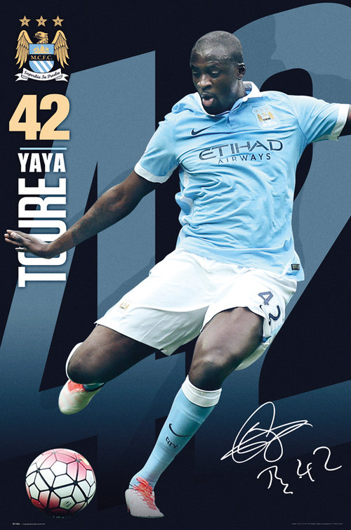 Poster Manchester City 179632