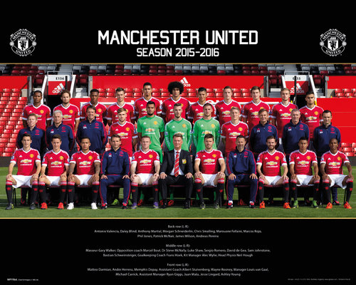 Poster Manchester United 179633