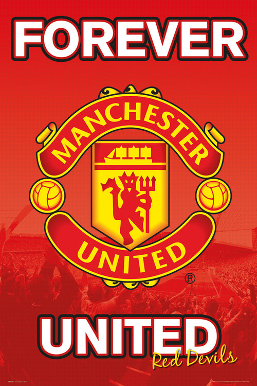 Poster Manchester United 179637