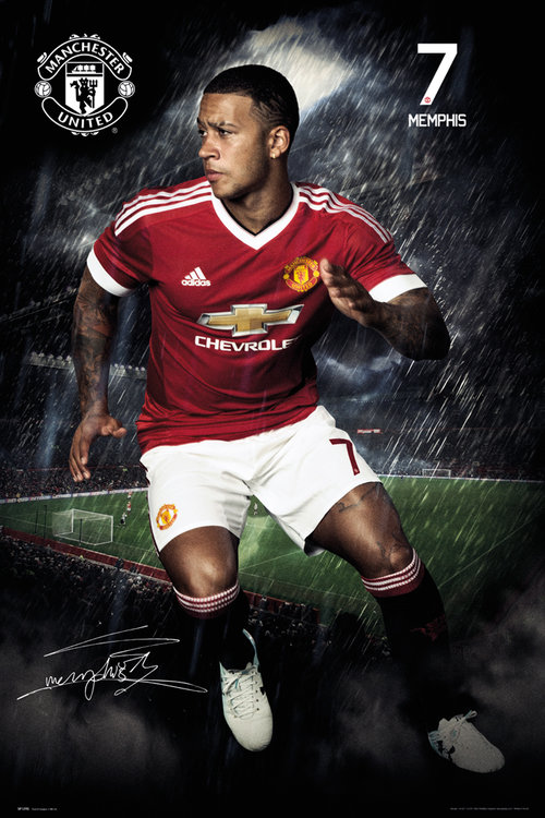 Poster Manchester United 179638