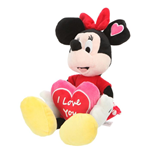 Peluche I Love You Minnie