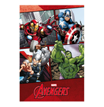 Coperta Plaid Avengers