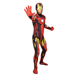 Costume da carnevale Iron Man 180008