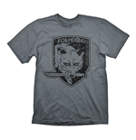 T-shirt e Magliette Metal Gear 180023