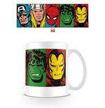 Tazza Marvel Superheroes 180171