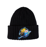 Adventure Time - Cuff Attack Beanie Black (Berretto)