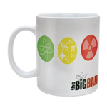 Big Bang Theory - Symbols (Tazza)
