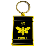 Breaking Bad - Meth Barrel Keychain (Portachiavi)