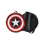 Captain America - Shield Backpack (Zaino)