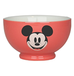 Disney - Mickey And Minnie Kitchen - Ceramic Bowl   Mickey Mouse Pink (Ciotola)