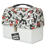Disney - Mickey And Minnie - Repeat (Valigetta Metallo a Cupola)