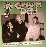 Vinile Green Day - Wfmu  New Jersey May 28th 1992 – Fm Broadcast