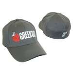 Green Day - Grenade Logo Grey Flex (Cappellino)