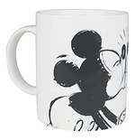 Mickey Mouse And Minnie Kissing (Tazza)