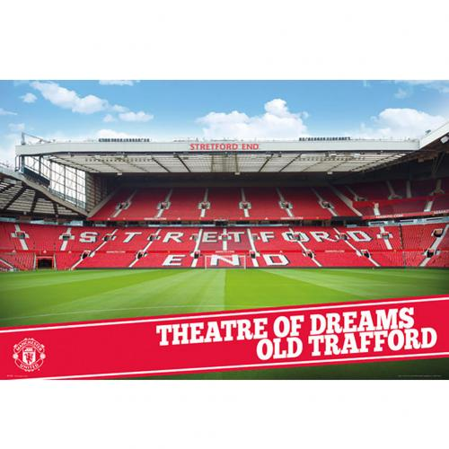 Poster Manchester United 180398