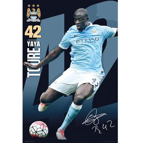 Poster Manchester City 180403