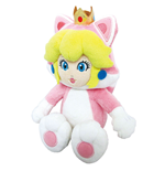 Nintendo - Peluche Princess Peach Gatto 25 Cm