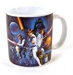 Star Wars - A New Hope (Tazza)