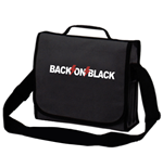 Back On Black - Logo (Borsa A Tracolla Vintage)