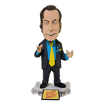 Pupazzo Bobble-Head Breaking Bad Saul Goodman 15 cm