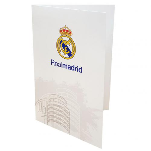 Busta regalo Real Madrid 180685