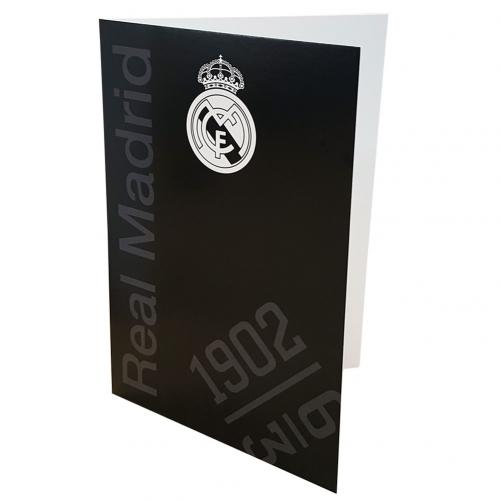 Busta regalo Real Madrid 180686