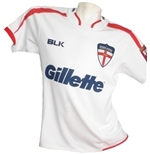 Inghilterra Rugby League Maglia Home