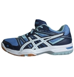 Scarpa Volley Gel Rocket 7 CELESTE/BLU Donna