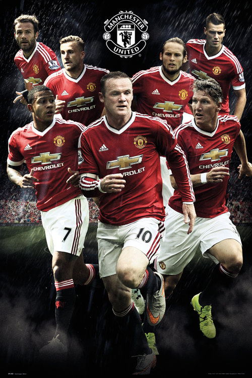 Poster Manchester United 180852