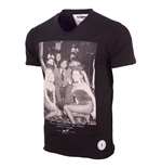 T-shirt / Maglietta George Best (Nero)