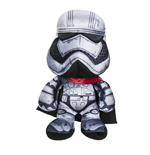 Peluche Star Wars VII Captain Phasma 17 cm