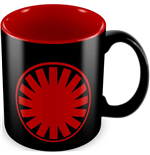 Tazza Star Wars Episode VII First Order Symbol