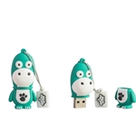"Chiavetta USB ""The Green Dino"" 16GB"