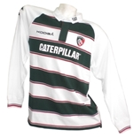 Leicester Tigers Polo Rugby Manica Lunga 2016
