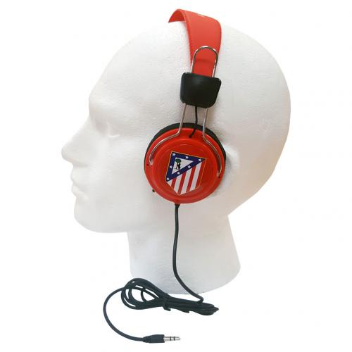 Cuffie Atletico Madrid