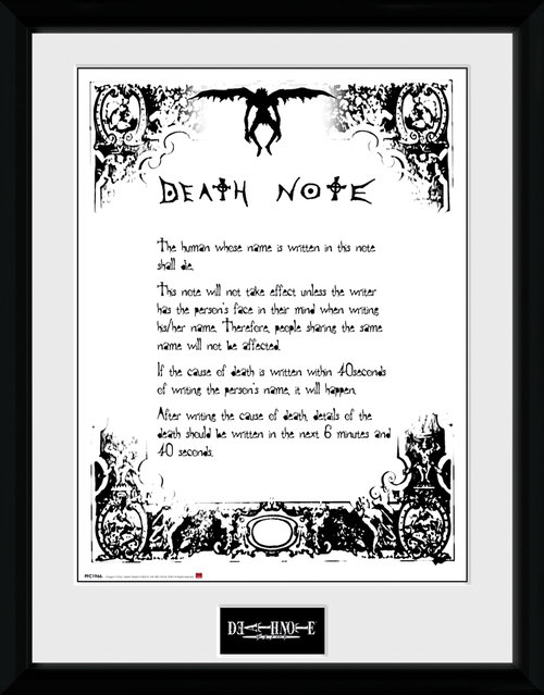 Stampa Death Note 181464