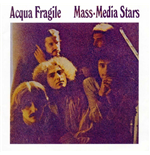 Vinile Acqua Fragile - Mass-media Stars