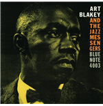 Vinile Art Blakey And The Jazz Messengers - Moanin'
