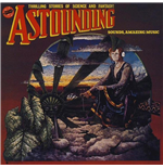 Vinile Hawkwind - Astounding Sounds, Amazing Music (2 Lp)
