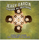 Vinile Jerry Garcia / John Khan / Bill Kruetzmann - Pacific High Studio, San Francisco 06-02-72 (2 Lp)