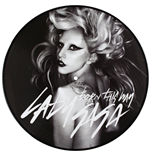 Vinile Lady Gaga - Born This Way (Picture Disc)