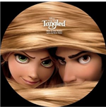 Vinile Songs From Tangled (Picture Disc)