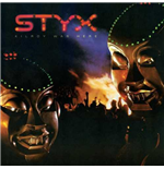 Vinile Styx - Kilroy Was Here