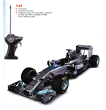 Maisto - Tech - Mercedes Benz Amg Team F1 Radiocomando 1:24
